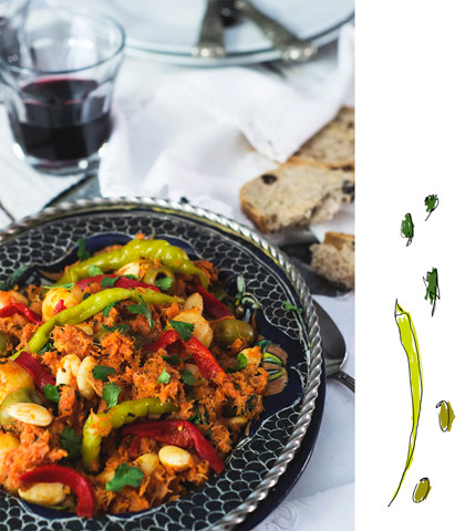 Bacalao Recipe plus 25 other Christmas recipes
