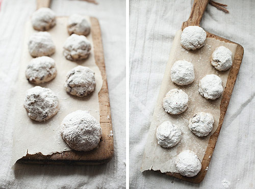 Snowball Cookies plus 25 other Christmas recipes