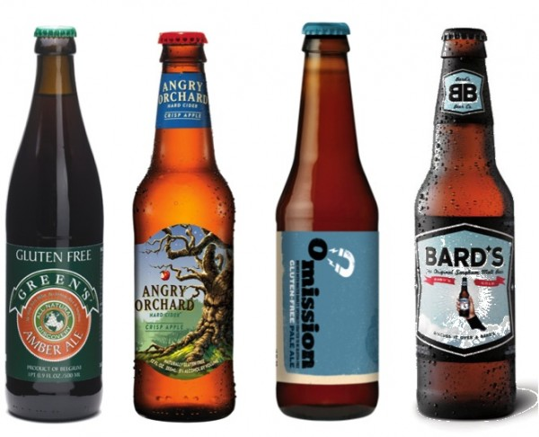 The 9 Best Gluten Free Beers and Ciders from Feed Me Phoebe
