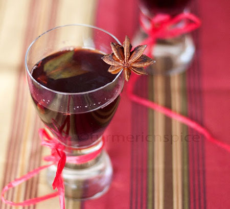 Mulled Wine plus other Thanksgivukkah recipes