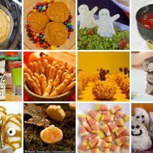 12 Spooky Vegan Treats for Halloween