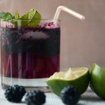 Blackberry Mojito from Fork vs. Spoon