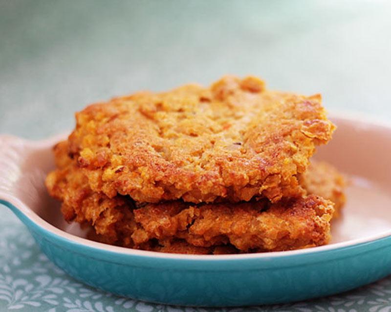 Falafel Burgers | Recipes | NoshOn.It