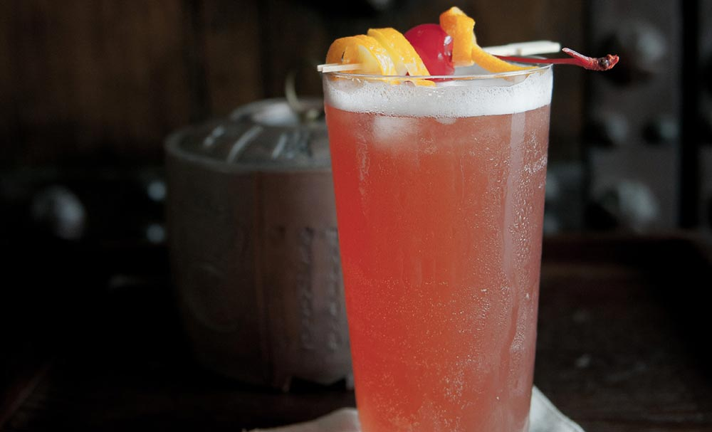 Singapore Sling | Recipes | NoshOn.It