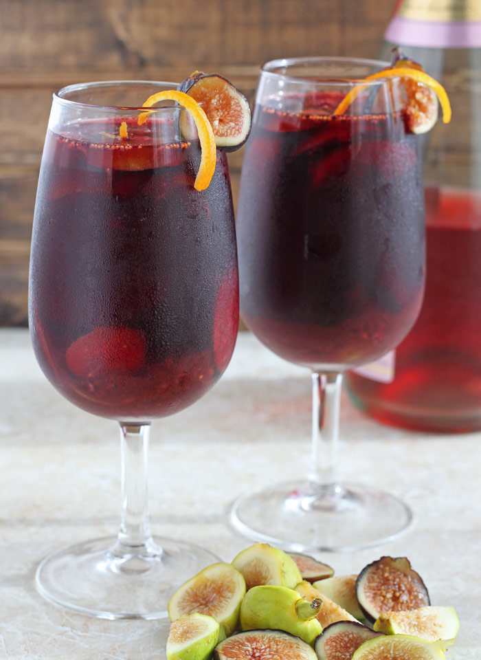 fall sangria recipes noshon it