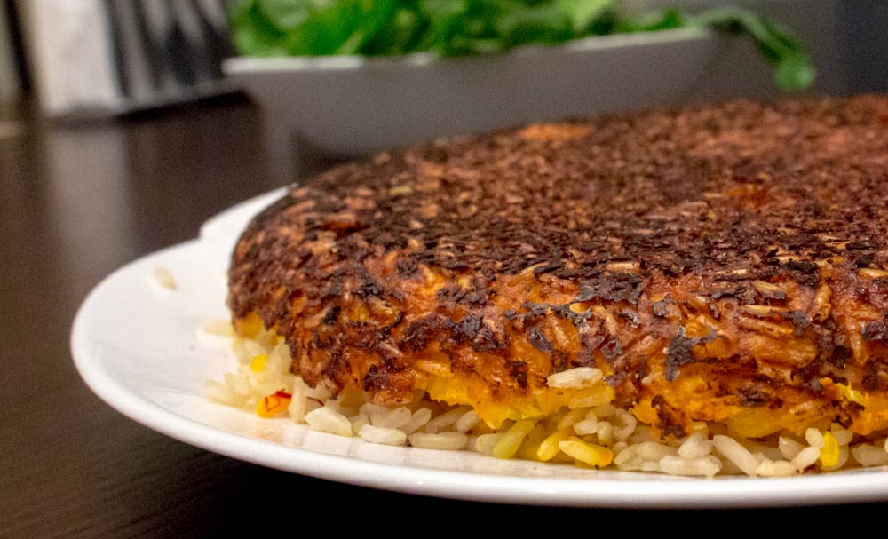 Persian Rice Recipe Saffron | myideasbedroom.com