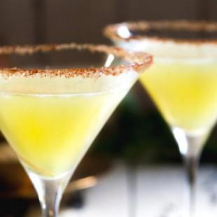 Thai Bomber Martini