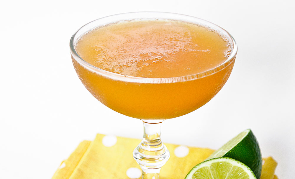The Bees Knees Cocktail