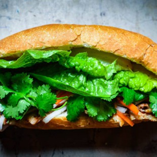 Grilled Pork Banh Mi