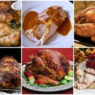 International Turkey Collage