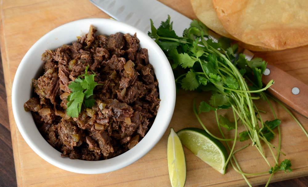 Crockpot Steak Carnitas Tacos | Recipes | NoshOn.It