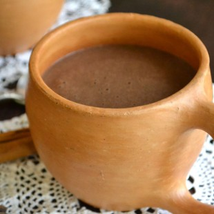 Chocolate Atole - Mexican Hot Chocolate