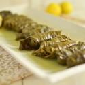 Mom's Turkish Stuffed Grape Leaves