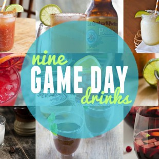 9 Game Day Cocktails