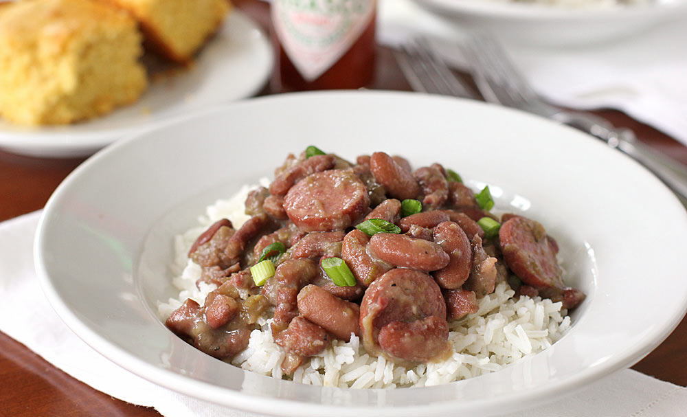 Red Beans and Rice | Recipes | NoshOn.It