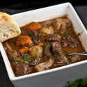 Boeuf Bourguignon - French Beef Stew