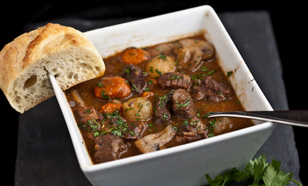 Boeuf Bourguignon - French Beef Stew | Recipes | NoshOn.It