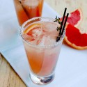 Thyme Paloma Cocktail