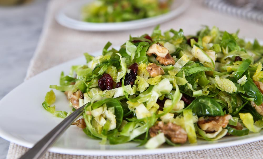 ... brussels sprout with dried sole sprout salad brussel sprout fig and