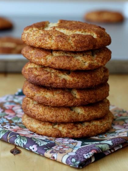 Almond Flour Snickerdoodles (Gluten Free) | Recipes | NoshOn.It