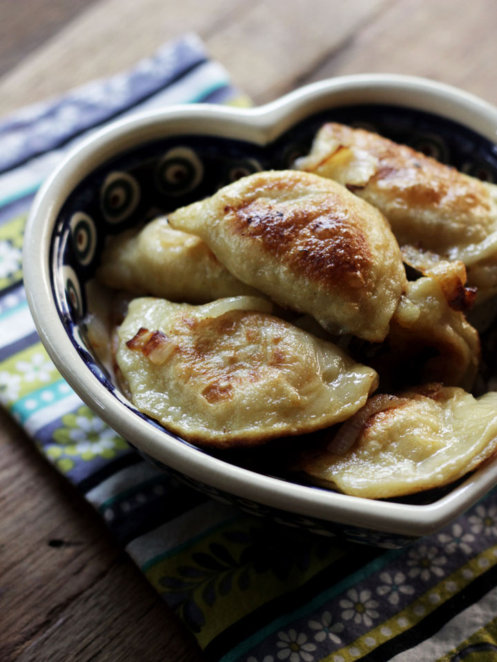 Cheese and Potato Pierogi | Recipes | NoshOn.It