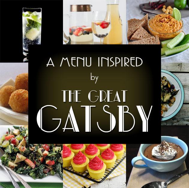 A Great Gatsby Inspired Menu | Blog | NoshOn.It Carey Mulligan Wedding