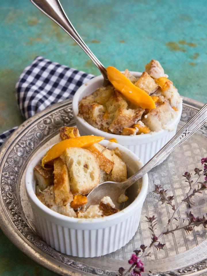Mango Bread Pudding | Recipes | NoshOn.It