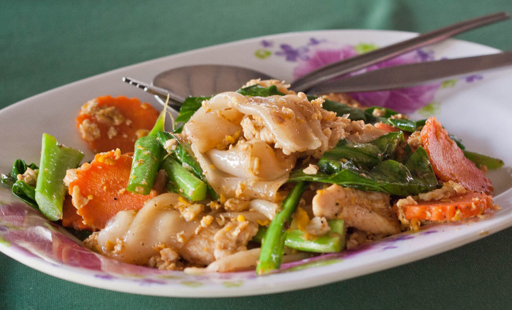 Pad See Ew | Recipes | NoshOn.It