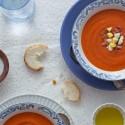 Salmorejo - Cold Spanish Tomato-Bread Soup
