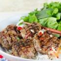 Bun Cha - Vietnamese Pork Meatballs