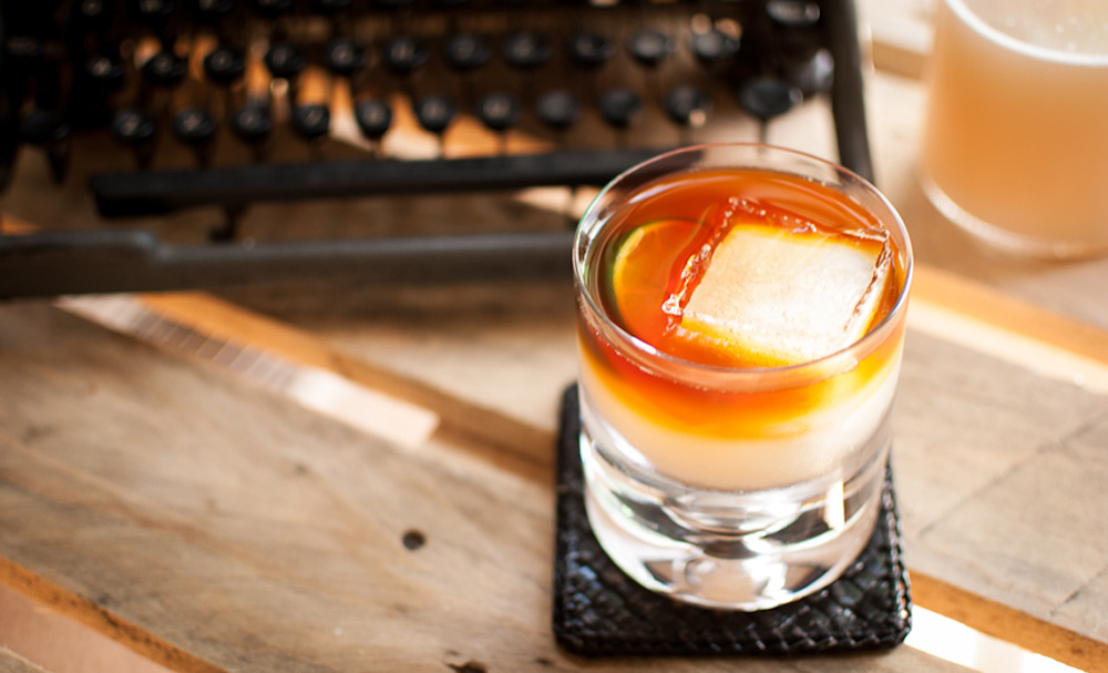Dark and Stormy | Recipes | NoshOn.It