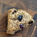 Gluten Free Blueberry Buttermilk Scones