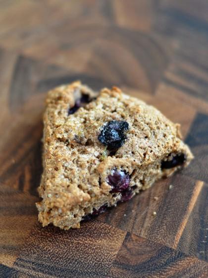 Gluten Free Blueberry Buttermilk Scones