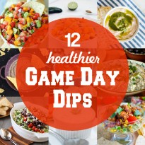 12 Healthier Game Day Dips