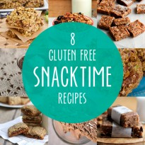 8 Gluten Free Snack Recipes