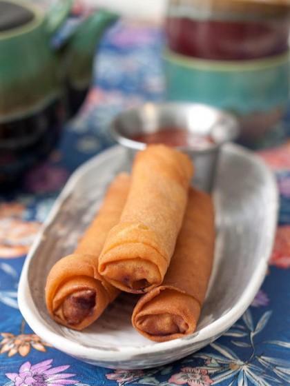 Lumpia - Filipino Spring Rolls | Recipes | NoshOn.It