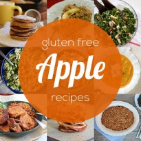 9 Must Make Gluten Free Apple Recipes for Fall