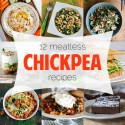 Gettin' Chicky Witha It: 12 Meatless Chickpea Recipes