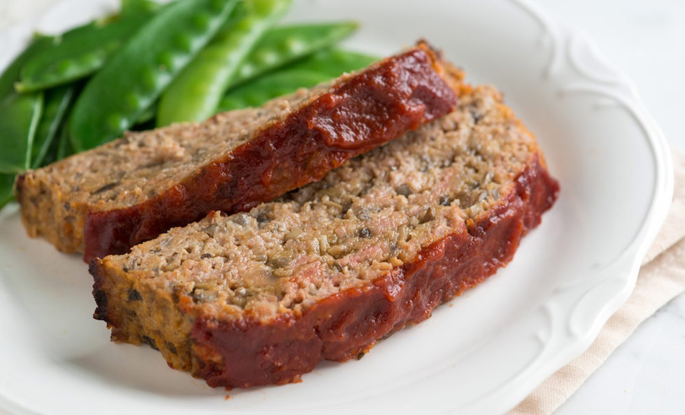 Turkey Meatloaf Recipe — Dishmaps