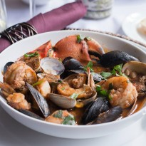 Cioppino - Spicy Fisherman's Stew
