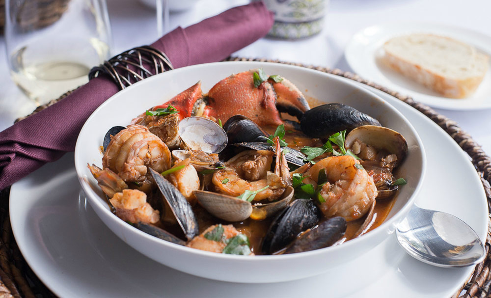 Cioppino - Fisherman's Stew | Recipes | NoshOn.It
