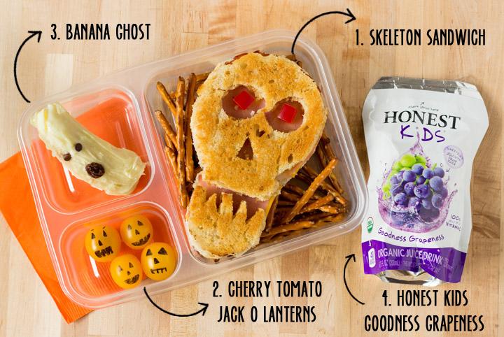 Fun Spooky Halloween Foods