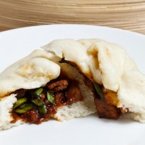 Char Siu Bao - Chinese BBQ Pork Buns