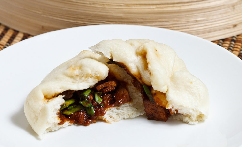 Char Siu Bao - Chinese BBQ Pork Buns | Recipes | NoshOn.It