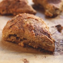 Gluten Free Spiced Pumpkin Chai Scones Recipe