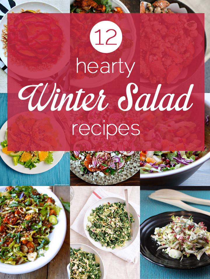 12 Hearty Winter Salads for Thanksgiving
