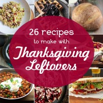 26 Recipes to Make With Thanksgiving Leftovers