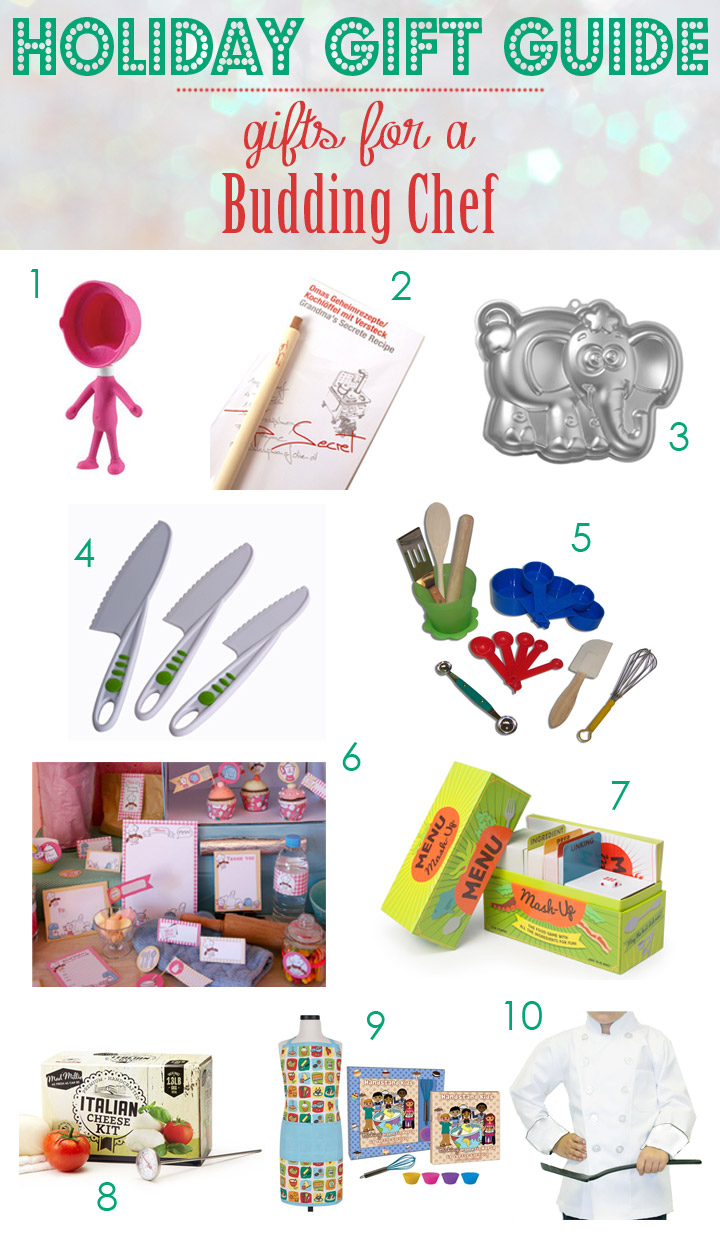 Holiday Gift Guide Gifts For The Budding Chef Blog
