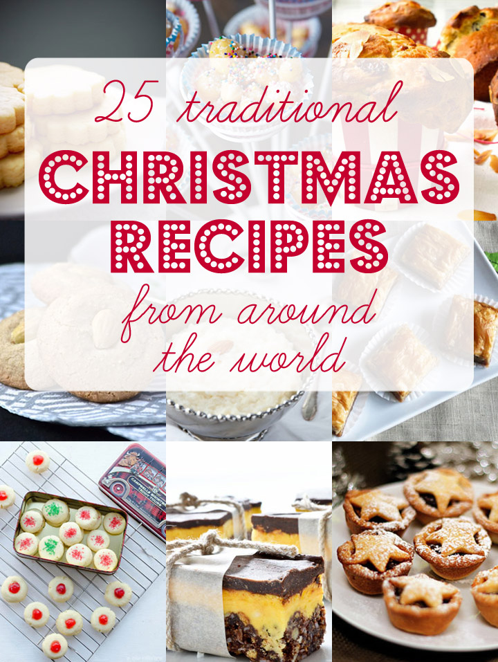 25 christmas food traditions from around the world blog noshon 25 traditional christmas recipes from around the world forumfinder Images