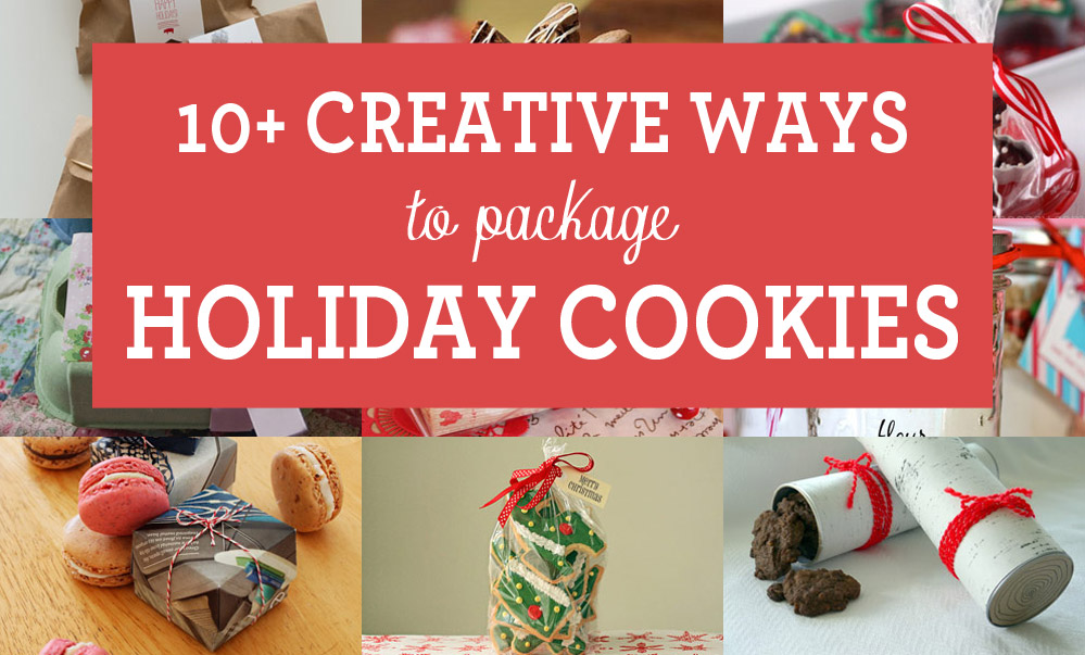 11 Creative Ways To Package Cookies Blog NoshOnIt